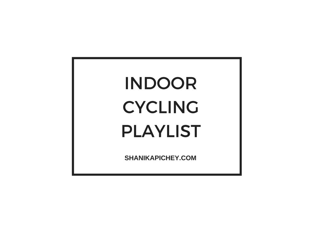Indoor Spin Cycling Playlist