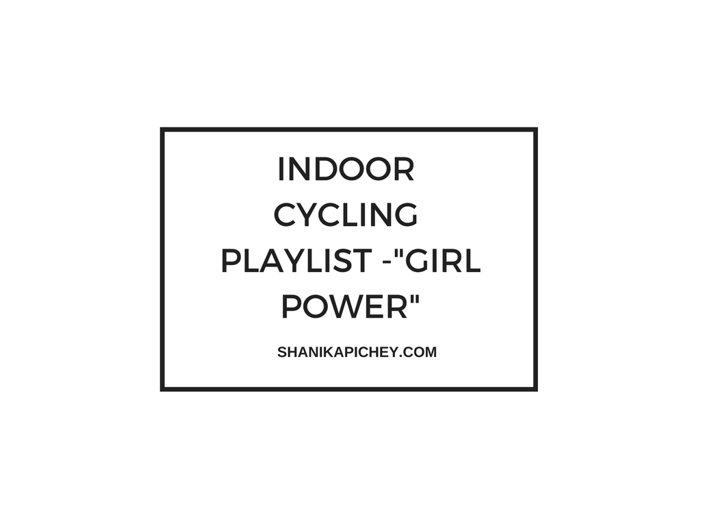 Indoor Cycling Playlist – Girl Power