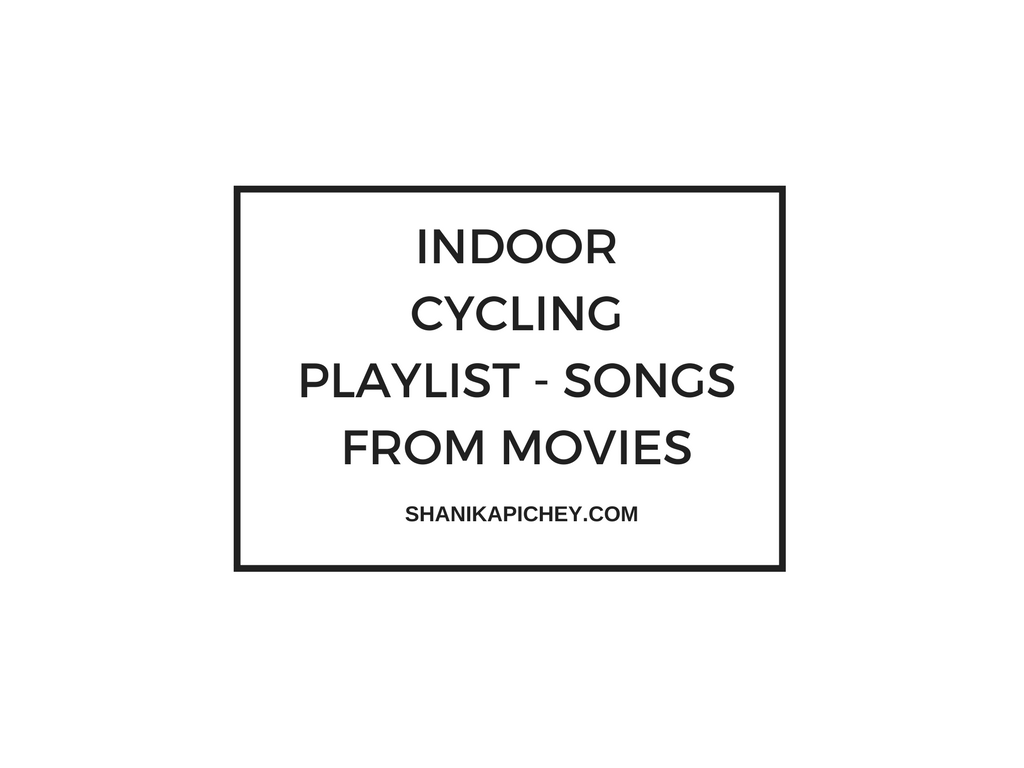 Indoor Cycling Playlist – Songs From Movies