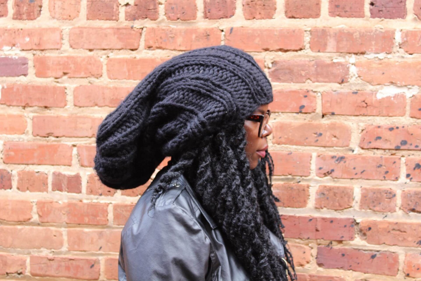 Knitted: Chunky Oversized Beanie