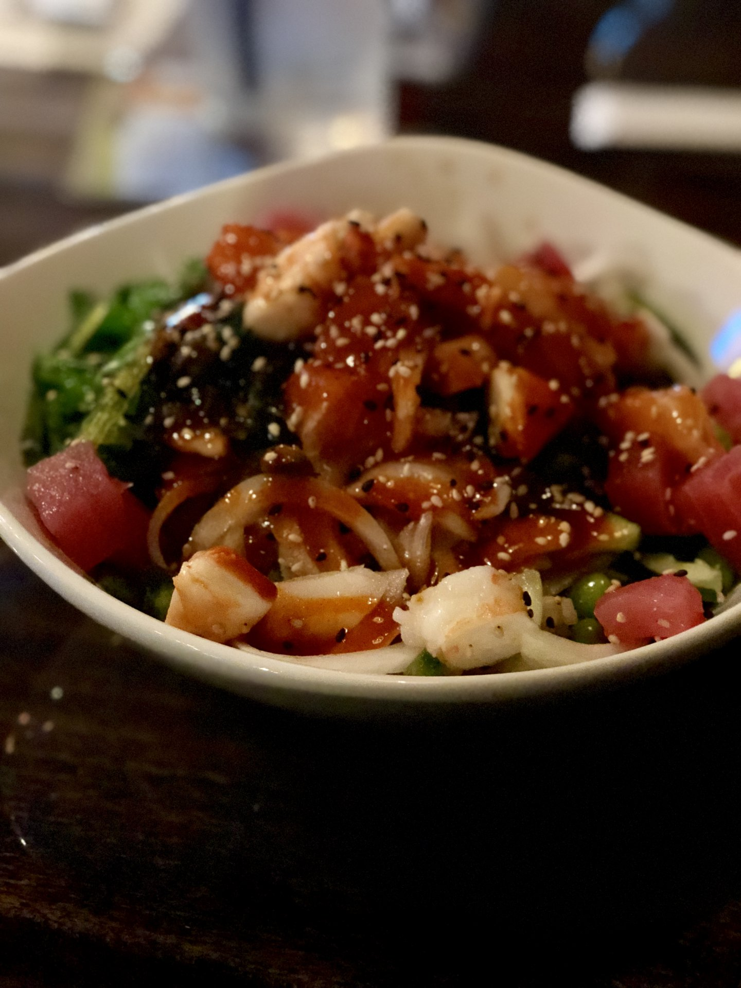Make Your Own Pok? Bowl at Home